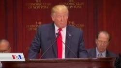 Donald Trump Rewşa Bêkarî Û Ekonomoya Xerab ya Amerîka Rexne Dike