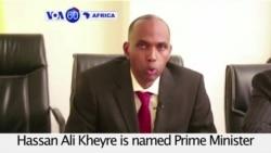 VOA60 Africa - Oil Executive Chosen as Somalia's New Prime Minister