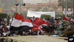 ادامه تظاهرت در مصر