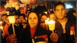 گرامیداشت قربانیان قیام مصر
