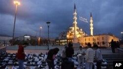 Турция. Стамбул (архивное фото)