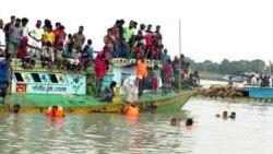 শিবচরে পদ্মা নদীতে যাত্রীবাহী স্পিড বোটদুর্ঘটনায় ২৬ জন নিহত