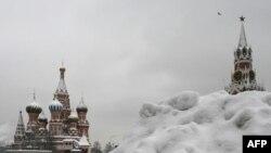 В Москве построят снежный город