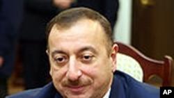 알리예프 아제르바이잔 대통령