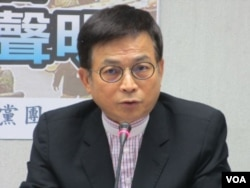 台灣在野黨國民黨立委賴士葆