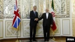 دیدار وزرای خارجه ایران و بریتانیا در تهران، یکم شهریور ۹۴