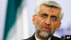 Kepala Dewan Keamanan Nasional Iran Saeed Jalili memperingatkan Israel soal agresinya terhadap Suriah (foto: dok).