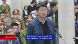Ông Đinh La Thăng xin tại ngoại