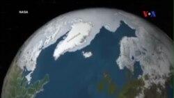 Sông ngòi chằng chịt ở Greenland góp phần làm tăng mực nước biển