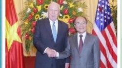 Hà Nội muốn tăng cường quan hệ giữa Quốc hội Mỹ-Việt