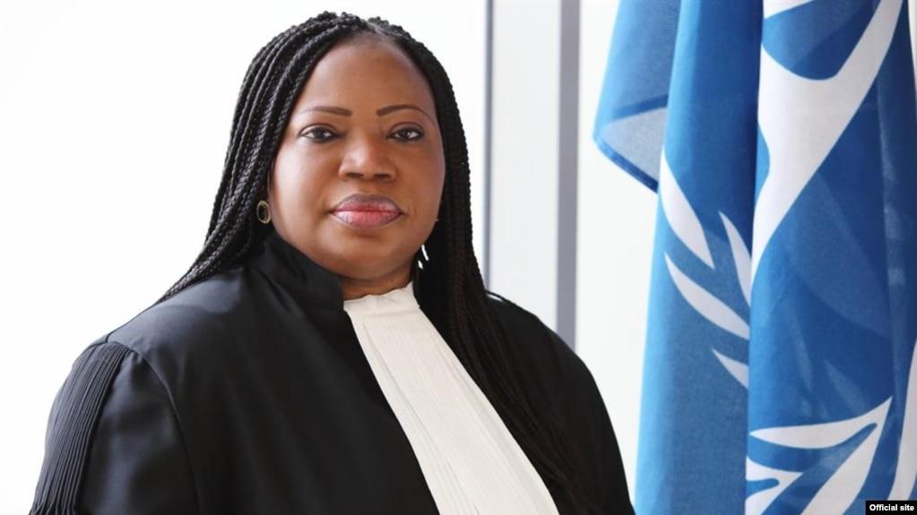 ICC ေရွ႕ေန Fatou Bensouda