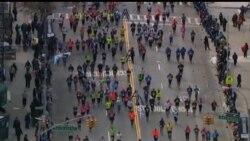 2013-11-04 美國之音視頻新聞: 肯尼亞選手贏得紐約市馬拉松冠軍