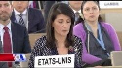 Mỹ: Nước nào vi phạm nhân quyền không được tham gia Hội đồng nhân quyền