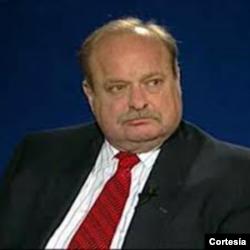 Milos Alcalay, diplomático y ex embajador de Venezuela ante la ONU