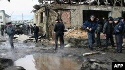 Під час стрілянини у Дагестані поранено семеро міліцейських
