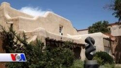 Adobi uylar, Nyu-Meksiko shtatidamiz