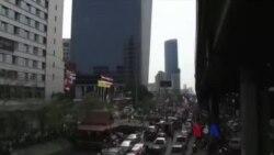 曼谷示威导致泰国家庭分裂