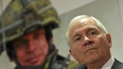 رابرت گیتس به ناتو توصیه می کند در خروج از افغانستان شتاب نکند