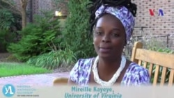 (French) Mireille Kayeye