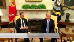 川普警告WTO 对美不公即有可能面临报复行动