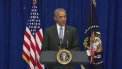Обама: антитерористичките агенции ја извршуваат должноста