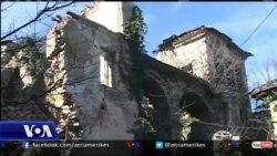Ne rrezik monumente kulture ne Gjirokaster