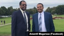 Obbo Baqqalaa Garbaa fi Obbo Jawaar Mohammed