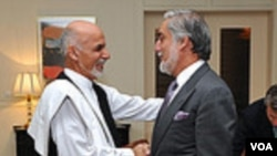 د افغانستان اجرائیه ریاست وایي، جمهوررئیس او اجرائیه رئیس به په همدې اونۍ کې یو ځل بیا سره خبرې وکړي.