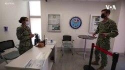 美國海軍巴林基地面對新冠如臨大敵