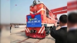 World's Longest Rail Route Part of China's 'Silk Road' Revival