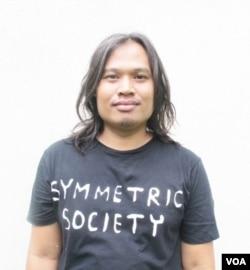 Eko Nugroho, seniman asal Yogyakarta, berkolaborasi dengan Louis Vuitton (Foto: Eko Nugroho).