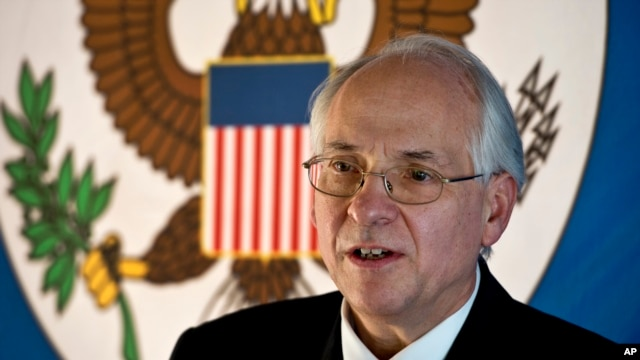 "US Special Envoy to South Sudan and Sudan Donald Booth says Washington ""will take action"" against those who continue to obstruct peace."