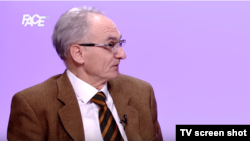 Arhiv - Branko Perić, sudija Suda Bosne i Hercegovine, tokom gostovanja na Face televiziji