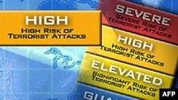 ABD'de Terör Uyarı Sisteminde Renk Uygulamasına Son