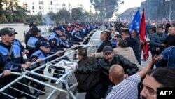 Тирана, Албания. 11 мая 2019 г.