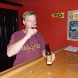 Walter Trifari, Master Brewer at Old Dominion Brewing Company