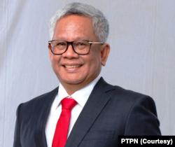 Direktur Utama PT Perkebunan Nusantara (PTPN) III, Dr. Mohammad Abdul Ghani. (Foto: Courtesy/PTPN)