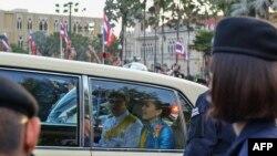 Thailand Protest
