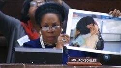 Голова Міністерства внутрішньої безпеки США Келлі завітав до Конгресу, аби запевнити законодавців у правильності дій президента. Відео
