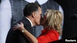 Митт и Энн Ромни. Тампа, Флорида.