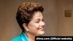 Dilma Rousseff, actual Presidente do Brasil