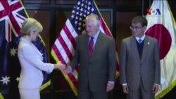 Tillerson'dan Kuzey Kore Çağrısı