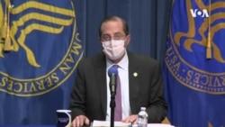 阿扎爾:新冠疫苗可望12月10日後向全美分發