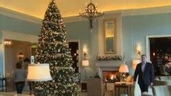 美国南方小镇的圣诞节传统