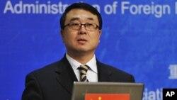 Ông Vương Lập Quân, cựu giám đốc cảnh sát Trùng Khánh