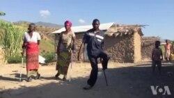 Kongo: Impunzi z'Abarundi Zigendana Ubumuga Ziyungunganya mu Gukora Amasafuriya