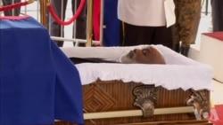 Les Haïtiens rendent hommage à l'ancien président Rene Préval (vidéo)
