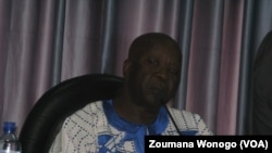 Le ministre de la securité burkinaké Simon Compaoré, 21 octobre 2016. VOA/Zoumana Wonogo