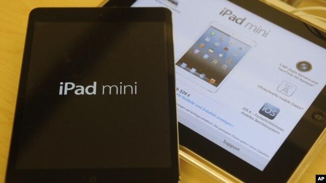 El iPad mini está prácticamente agotado y tiene un valor promedio en el mercado de $370.