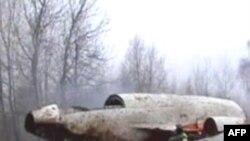 Rusia ndihmon hetimet mbi rrëzimin e avionit të Presidentit polak Leh Kazinski